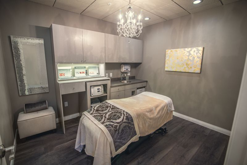 Esthetics Room Estheticians Spa Treatments
