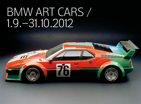 BMW Art Cars   EMMA - Espoo Museum of Modern Art