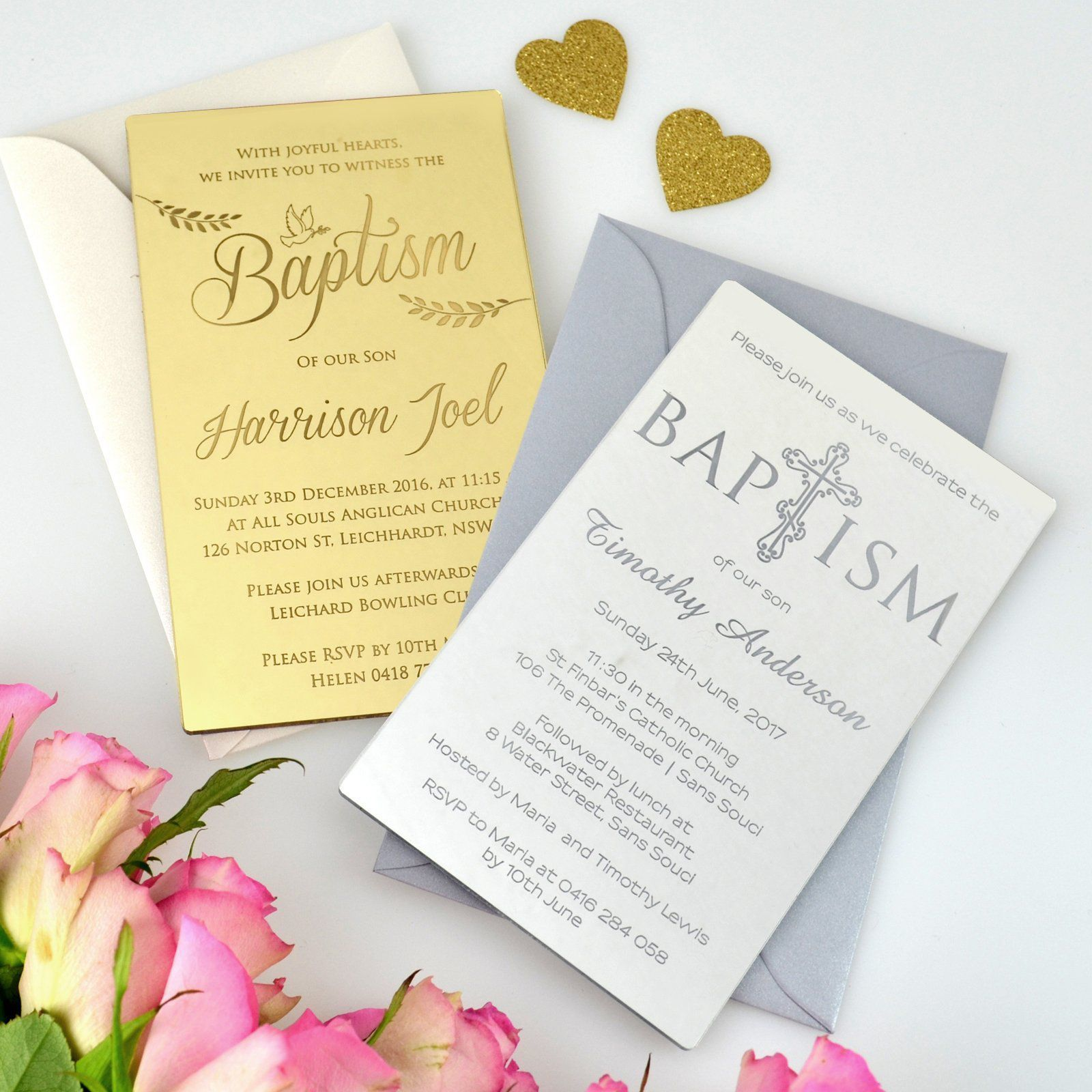 baptism invitation : cheap baptism invitations - Free Invitation for ...