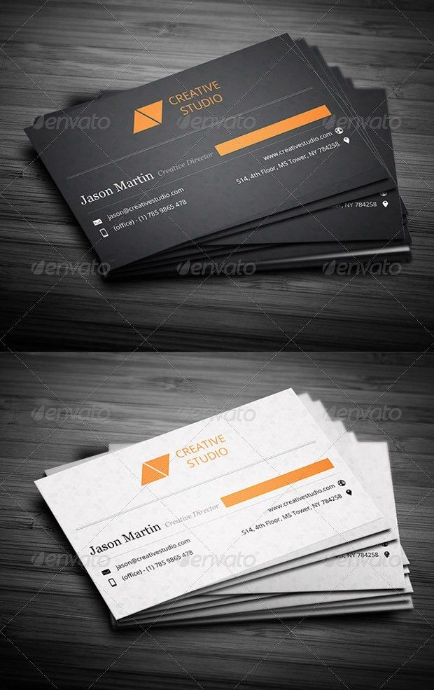 Creative Business Card Design Inspiration | business card ...