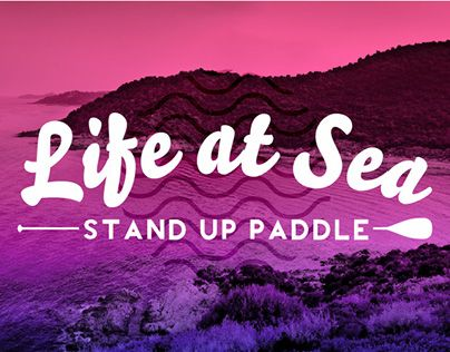 """Check out new work on my @Behance portfolio: """"Life at Sea - Branding"""" http://on.be.net/1GCsOHv"""