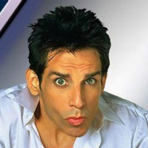 Derek Zoolander Is This Blue Steel Or Magnum Zoolander Duck Face