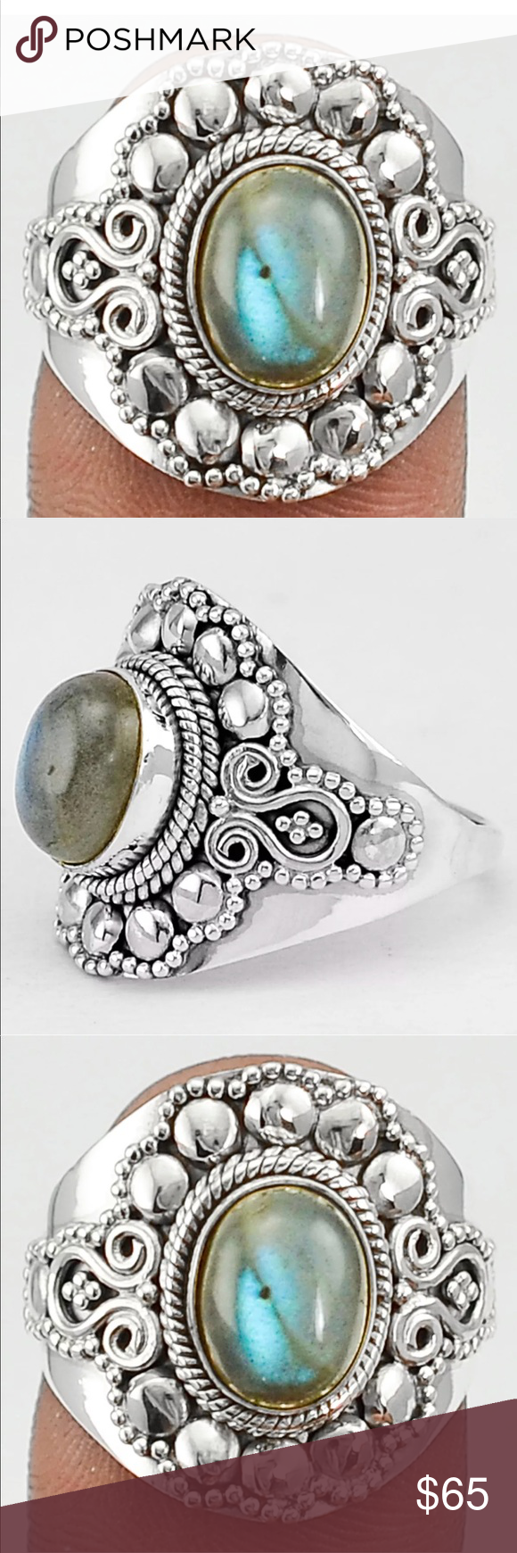 Artisan Sterling Silver Ring Boutique | Womens jewelry ...