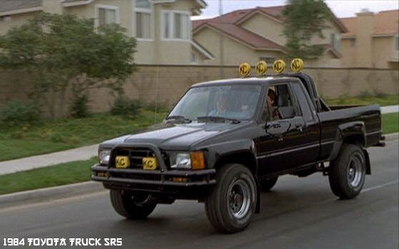 Marty Mcfly Truck >> Early 90 S Toyota Hilux A La Marty Mcfly Topgear S