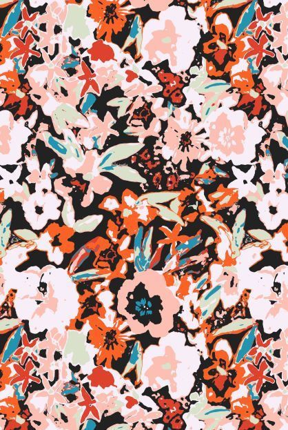 #floral #repeatpattern #surfacepattern