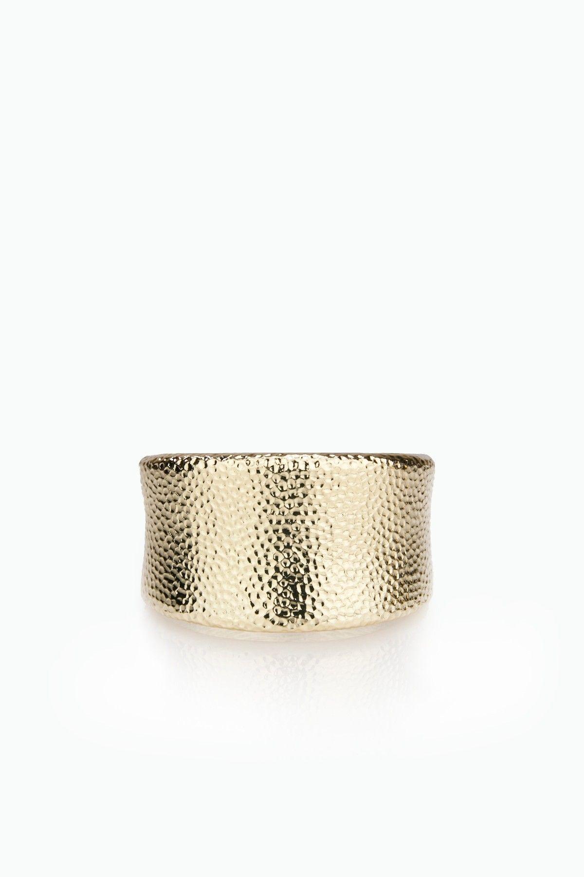 ShopSosie Style : Pebbled Cuff