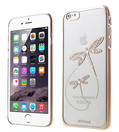 afc6914f4 Feyeshoppy Luxury Crystal Butterfly Mobile Case Protective Shell For IPhone  6S