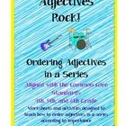 This is a collection of worksheets, resources, and activities for teaching how to order adjectives within a series according to importance.  Includ...
