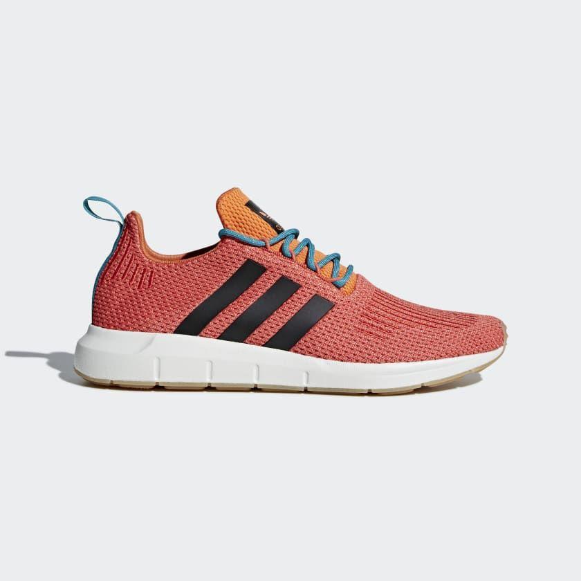 $85 Swift Run Summer Shoes Orange