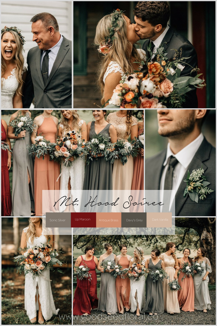 Mt. Hood Soiree   – Wedding Theme Ideas