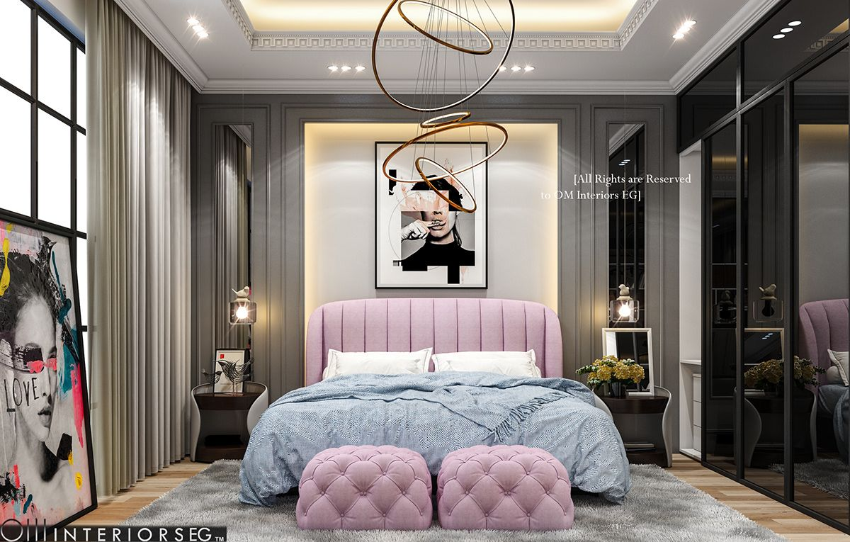the grey blush on behance in 2020  home decor interior