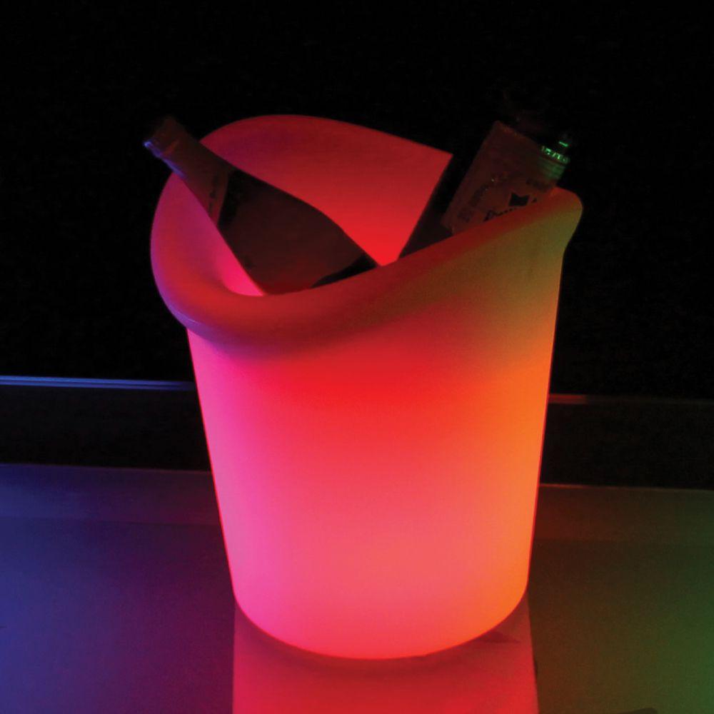 Main Access Tonga LED Small Round Ice Bucket | 131775