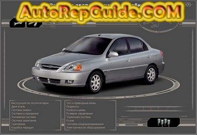 Download Free Kia Rio A3e A5d Petrol Repair Manual Multimedia