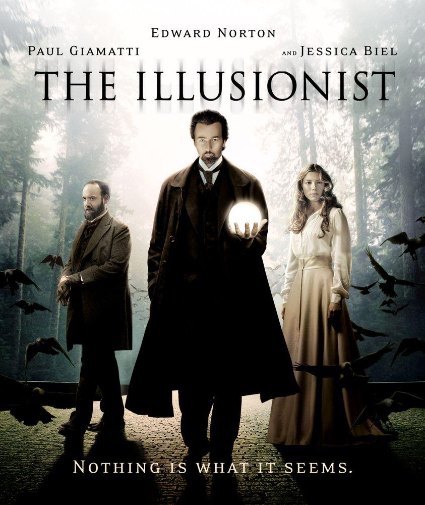 The Illusionist [Blu-ray] [2006] in 2019 | The illusionist ...