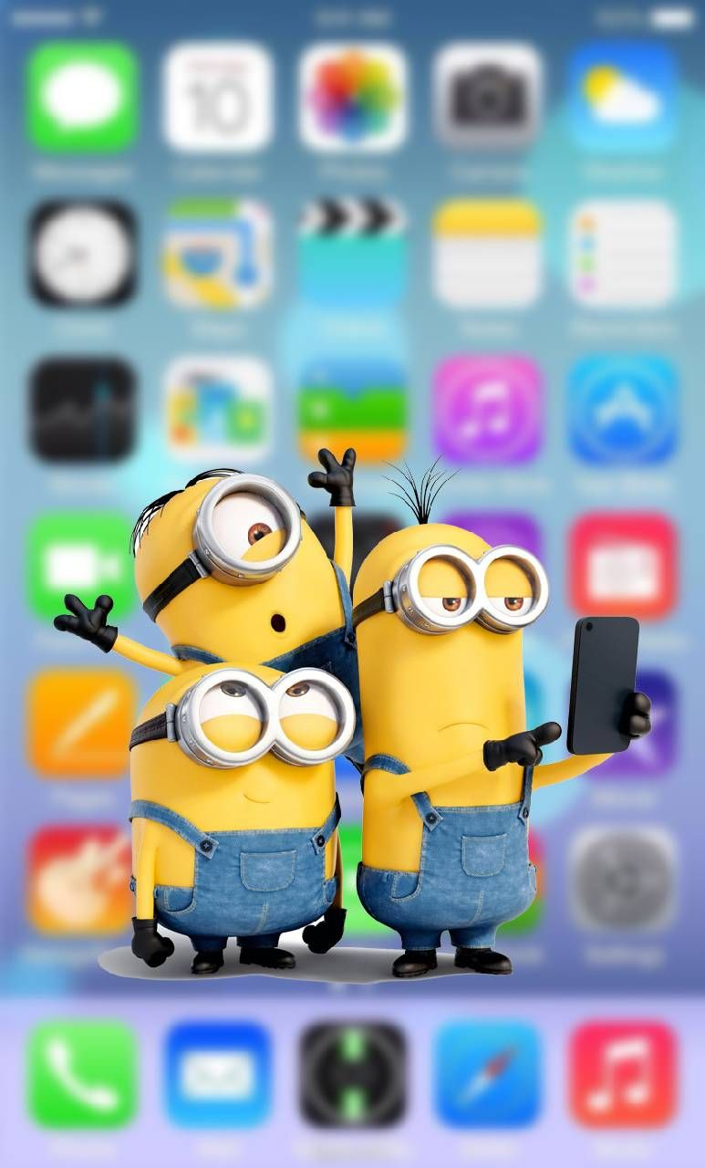 Download Minions Wallpaper by Atjazelt 53 Free on