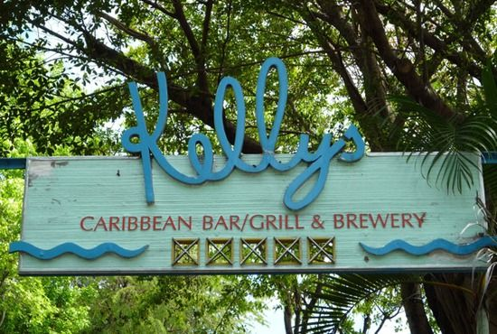 Kelly's Caribbean Bar, Grill and Brewery Key West, FL in the old PanAm building
