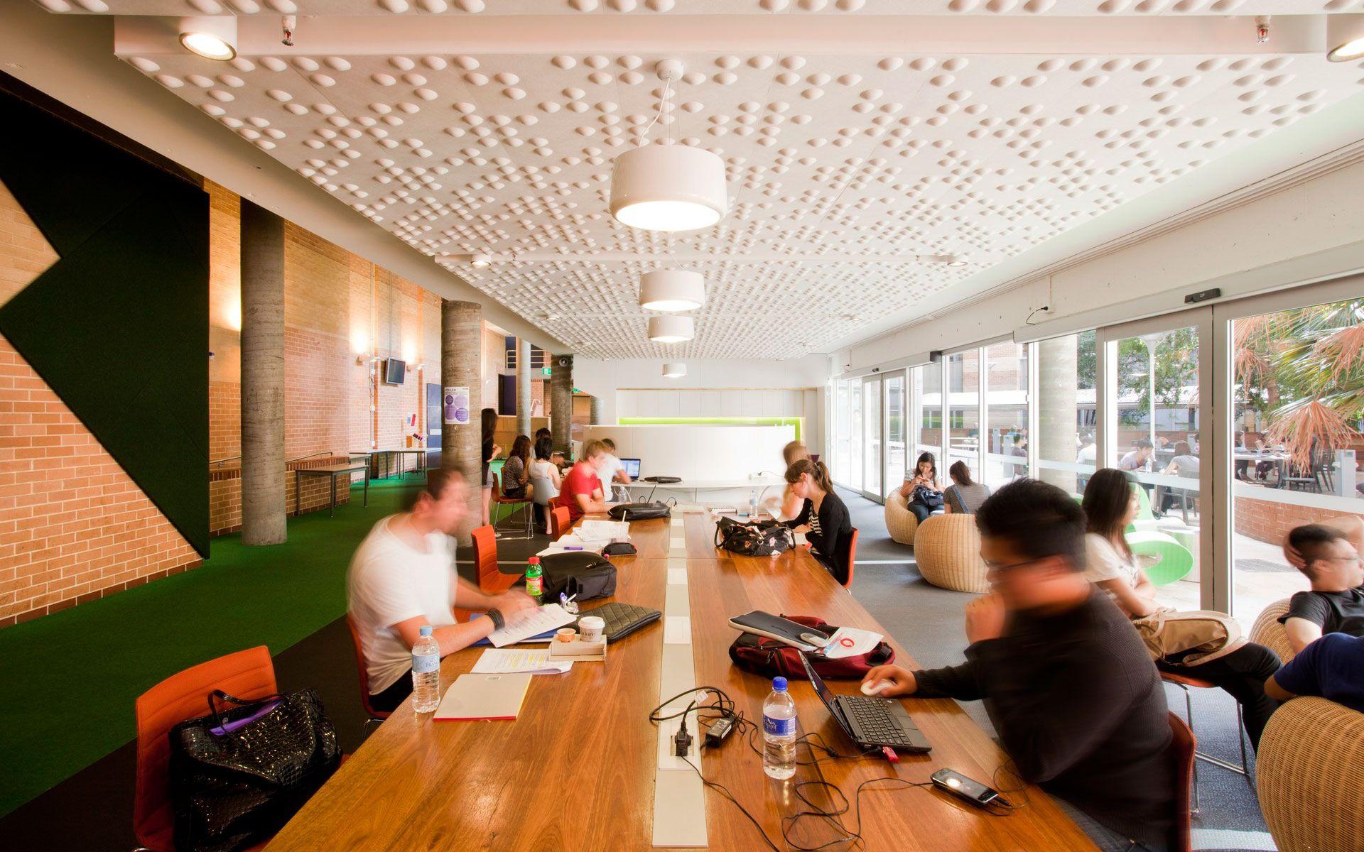 University of Technology Sydney UTS Building 5 Bibliotecas