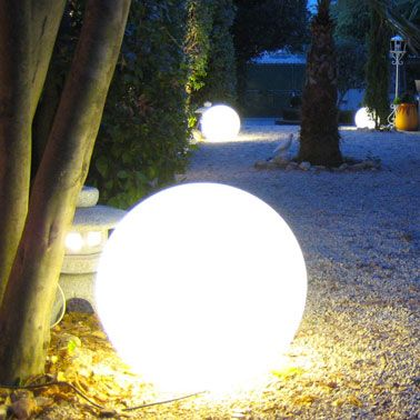 lclairage extrieur le secret dun beau jardin - Eclairage Exterieur Piscine