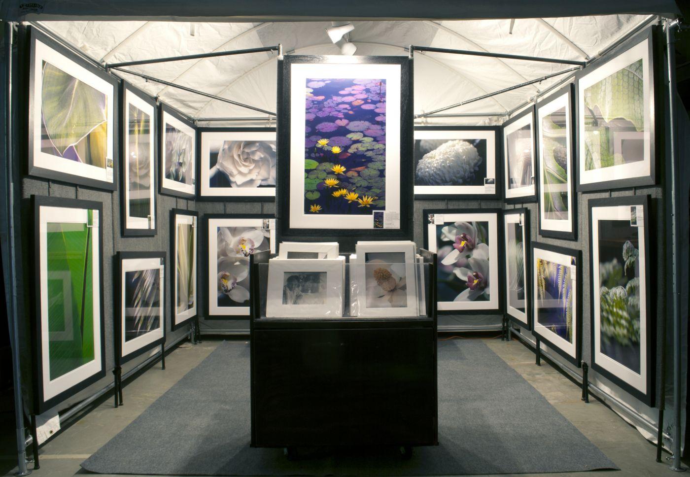 Booth Review Art Fair Insiders Art fair booth, Art