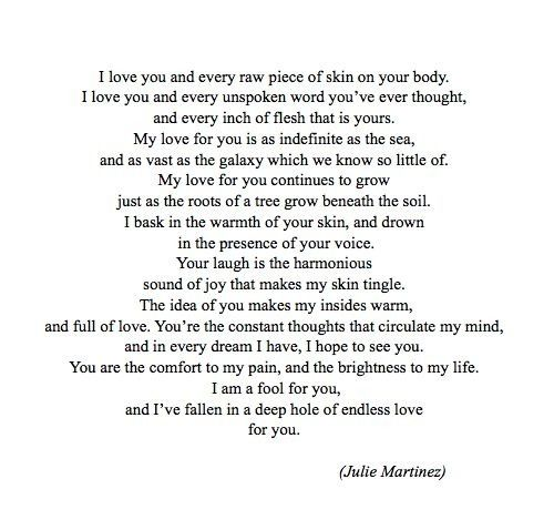 Endless love for you | Love quotes, Love quotes for ...