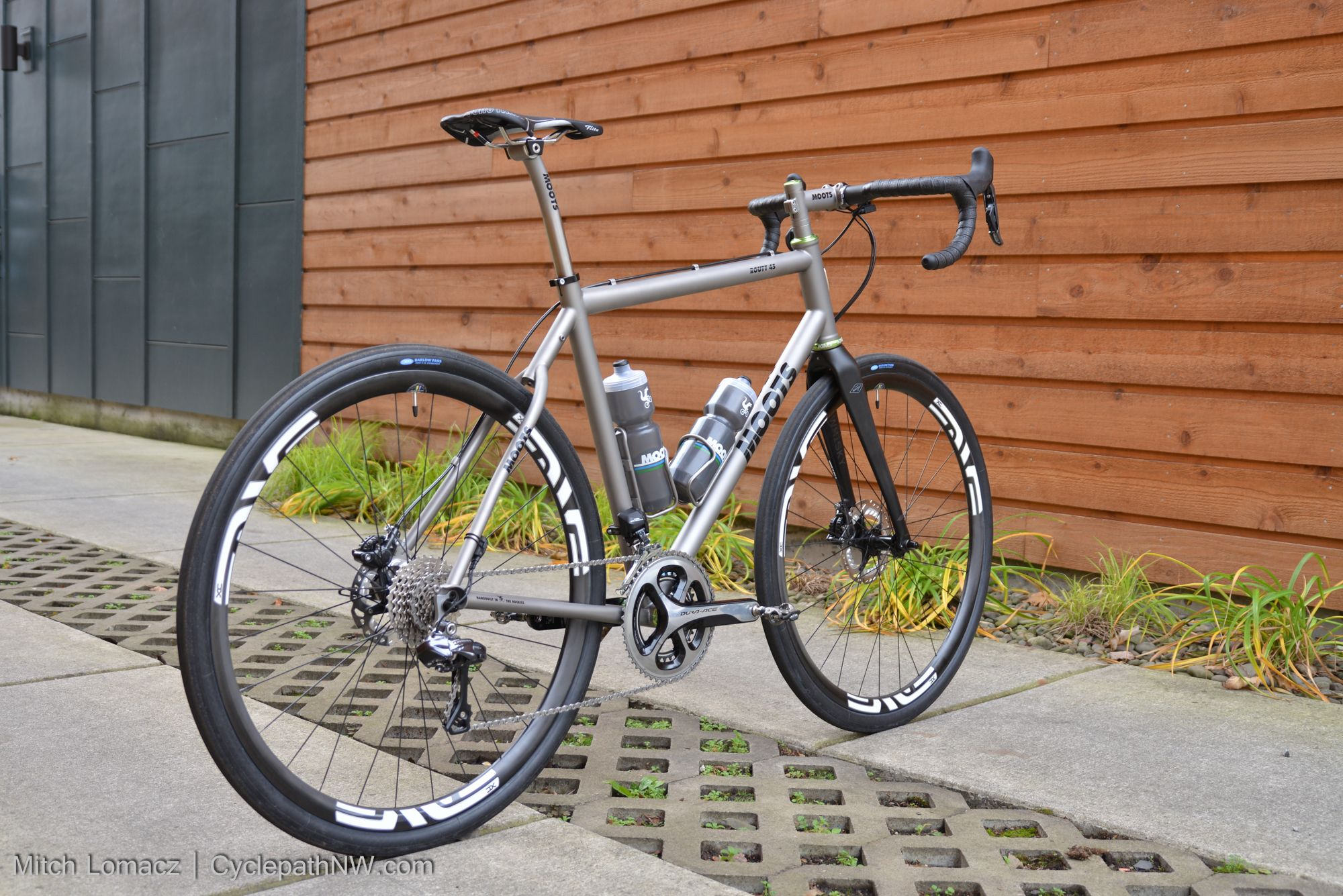 Moots Routt 45 – Next Level Tech | Cyclepath | Cycling