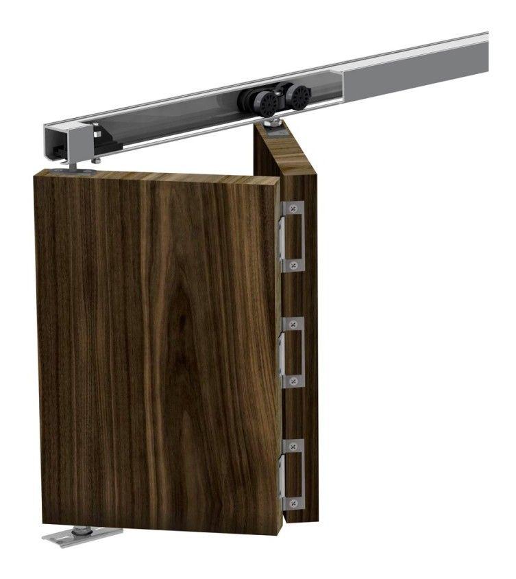 Système coulissant Slid\u0027Up 150 pour portes pliantes 40kg - su5123