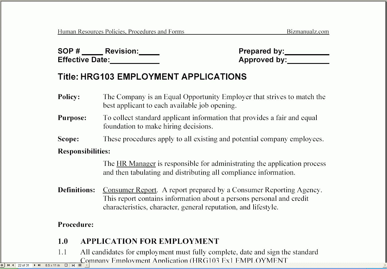 Travel And Expense Policy And Procedure Legal Forms Investment Club Lesson Plan Template Free