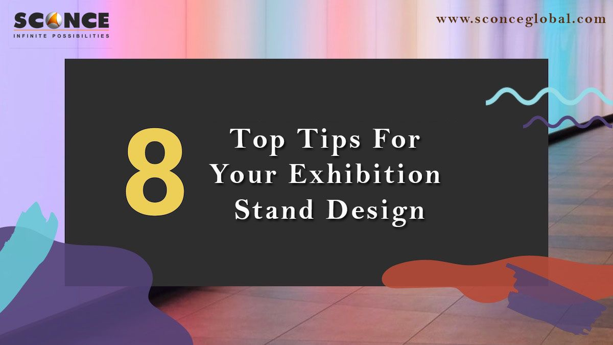 All exhibitions will have conventional ground surface, but if you want your display to stand out from the rest, think about laying your own flooring on top.  Get 8 Top Tips for Your Exhibition Stand Design Have a look:   If you have any query regarding your next #exhibition feel free to contact at marketing@sconceindia.com  #exhibitionstanddesign #boothdesigncompany #standdesign #business #ideas #exhibitionboothdesigner #exhibitionstall