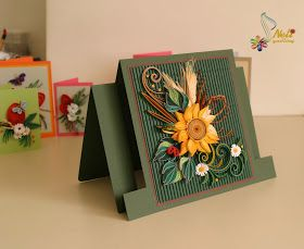 Neli Quilling Art: Preparation for Easter Holidays - 2