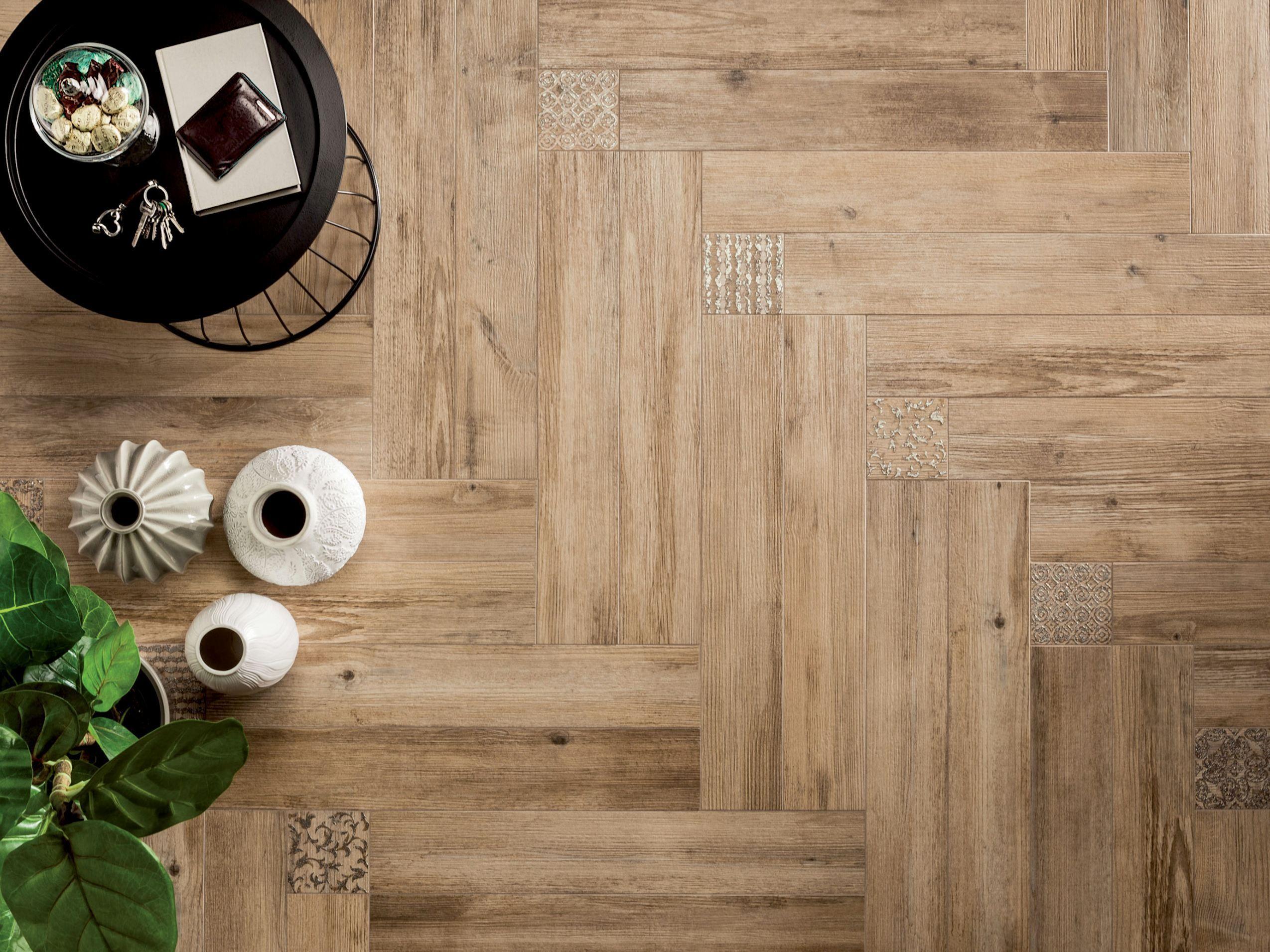 Wood Floor Tiles Design Pictures