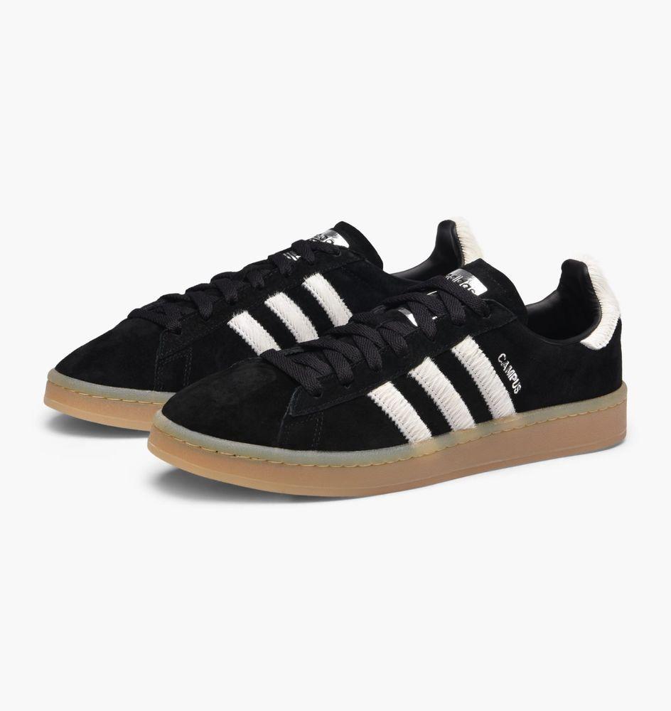 Men's adidas Campus Shoes Pigskin Suede
