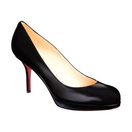 Christian Louboutin Prorata 775 With Images Christian Louboutin Christian Louboutin Red Bottoms Red Bottom Shoes
