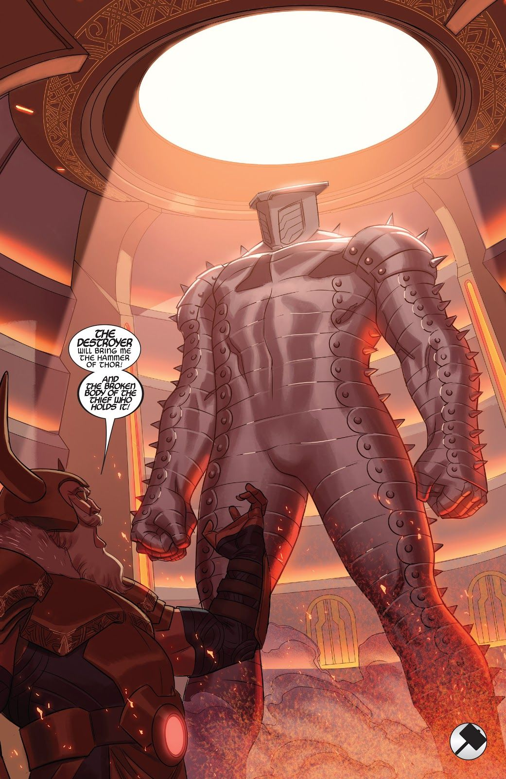 thor 2014 issue 5 read thor 2014 issue 5 comic online in