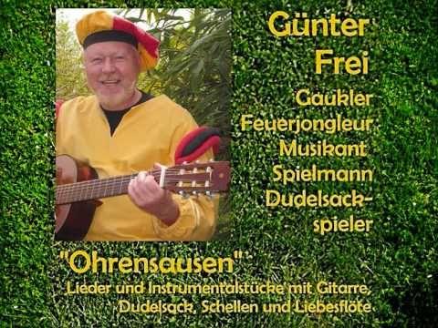 Ach Du Lieber Augustin Gunter Der Gaukler Und Spielmann Aus
