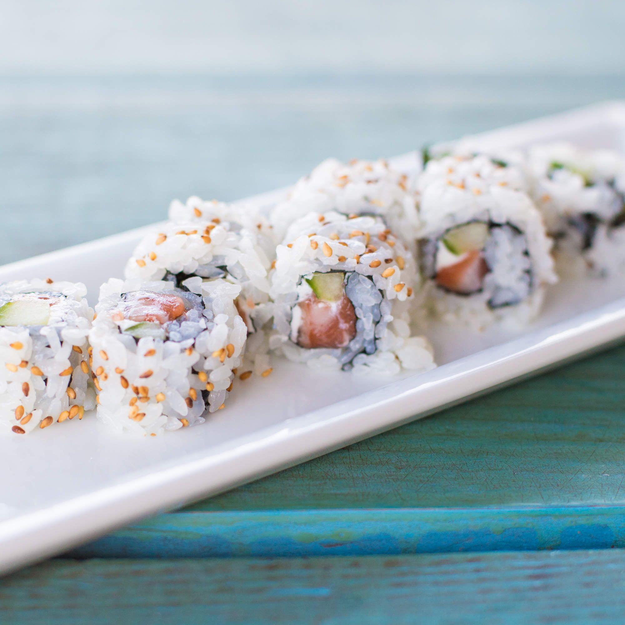 Pin On Incredible Sushi Rolls