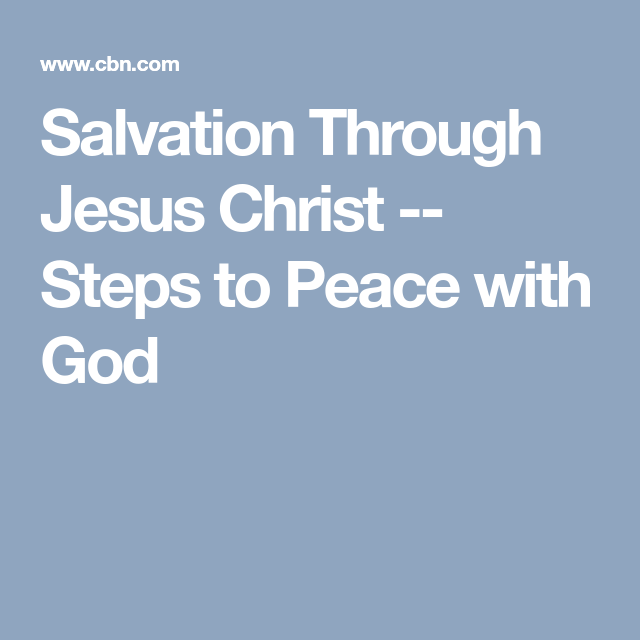 essay steps christ Peacemaking in the world, part 1 as i've shown in my recent posts, our peacemaking task begins right in front of us, in our closest relationships at home, at work, at school, and at church.