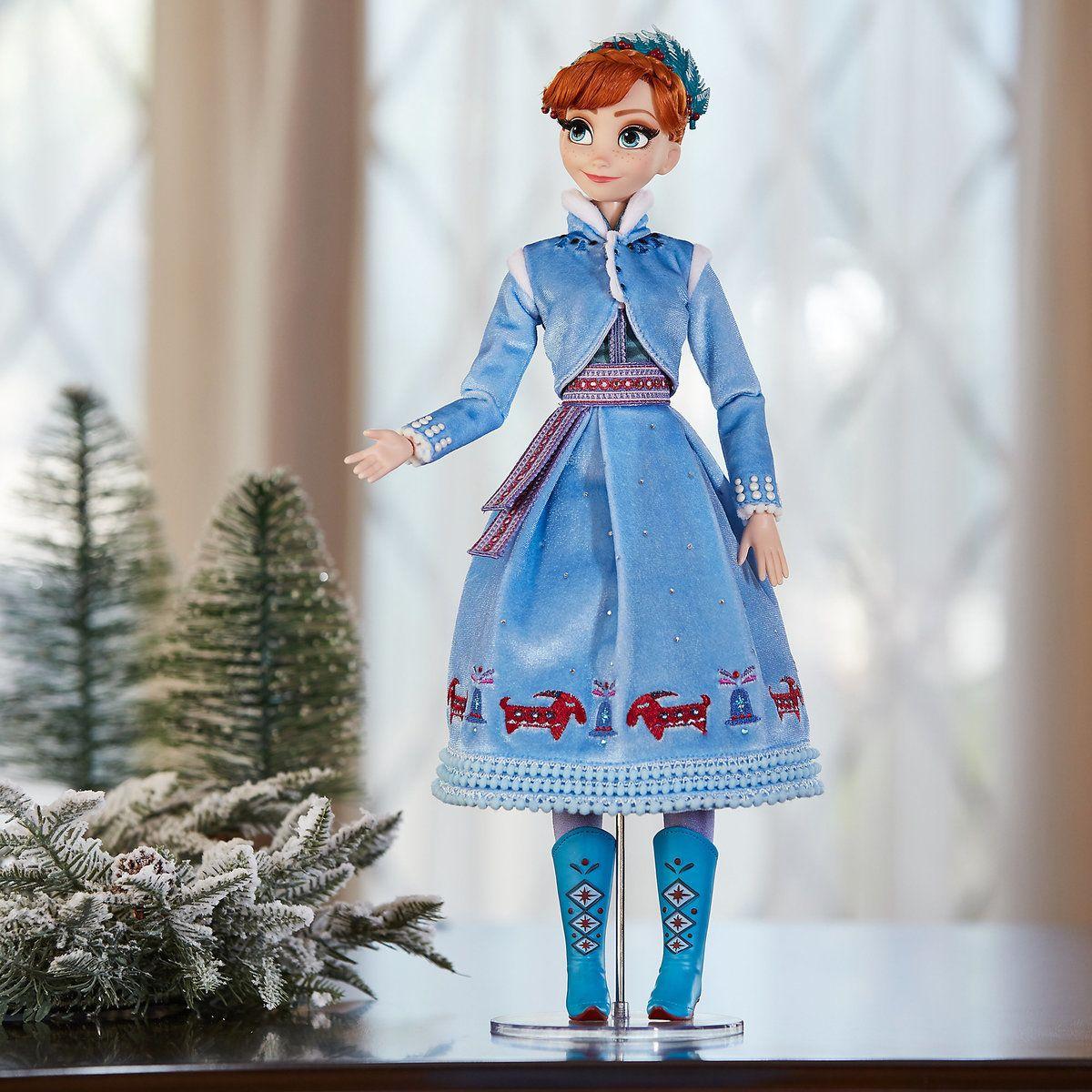 Фотографии куклы анны холодное сердце
