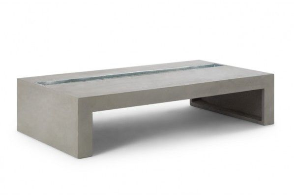 Table basse Béton Design sur myfab