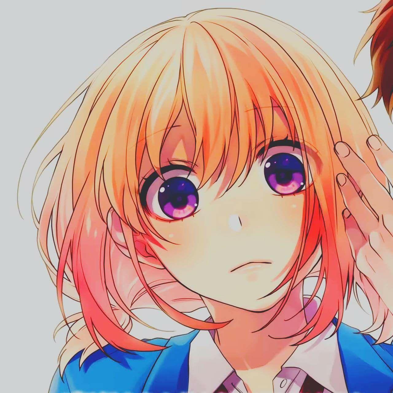 Matching Icons in 2020 Aesthetic anime, Anime art girl