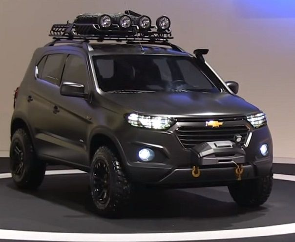 Chevrolet Niva 2016 New Baby Products Best Fun Workouts
