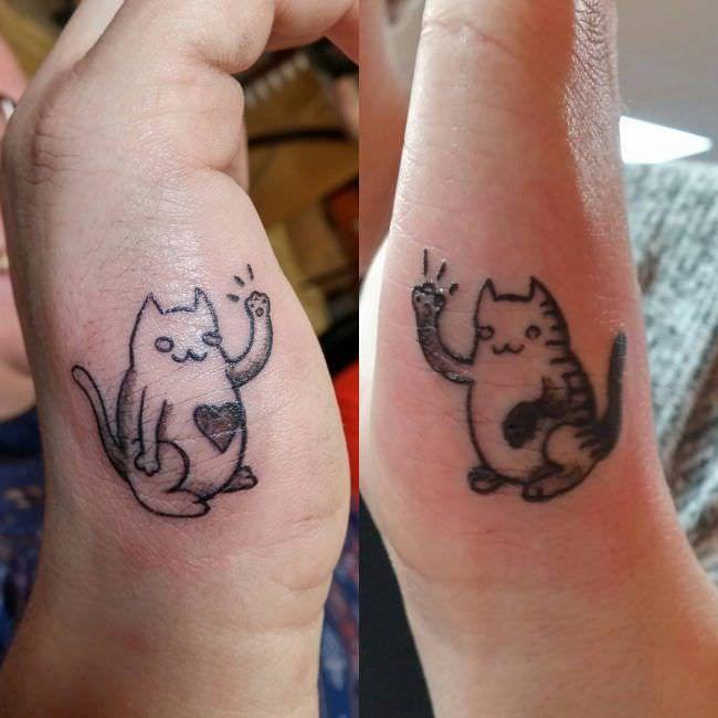 175 Tatuajes Para Parejas, originales y románticos Tattoo - tatuajes para parejas