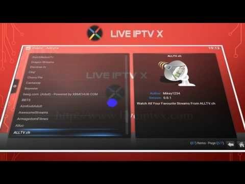 XBMC IPTV Tutorials How to Install Exodus Repository On KODI ADDON