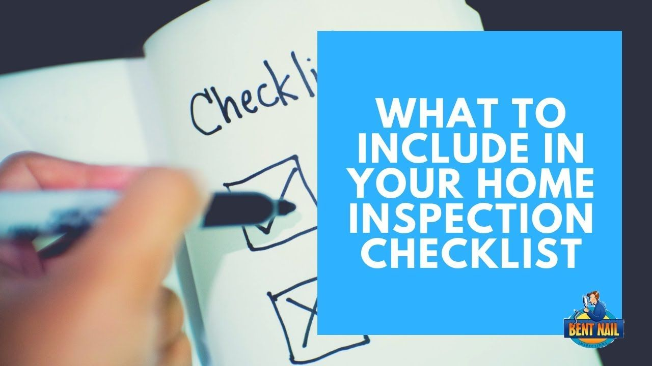 If It Is Your First Time To Go Through A Home Inspection You Want