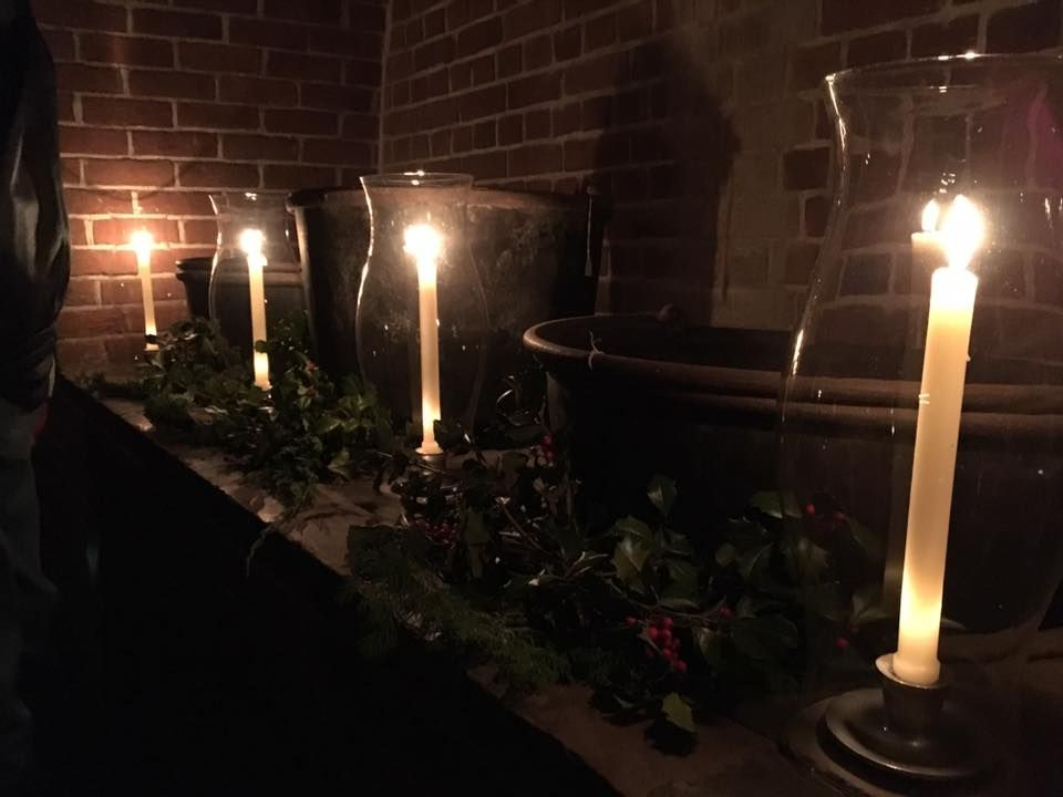 Pennsbury Manor by Candlelight