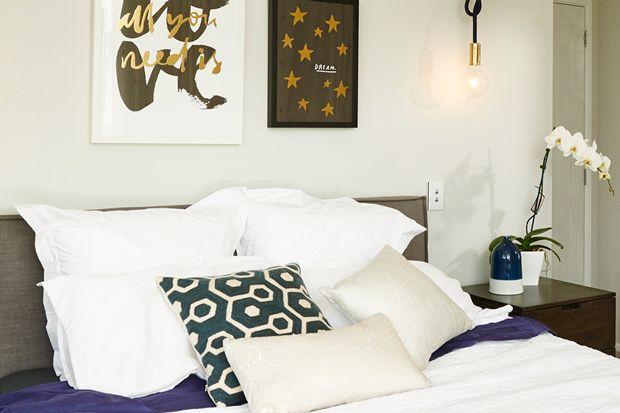 The Block Master Bedroom 2014 jo & damo's master bedroom - the block nz 2014 - visit blog.curate