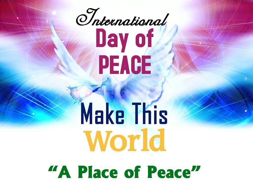 This International Day Of Peace Let Us Fill Our Hearts With LOVE So There  Will Be · A SmilePeace QuotesInternational ...