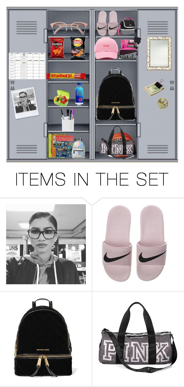 """allie's locker"" by lifeissweet170000 ❤ liked on Polyvore featuring art"