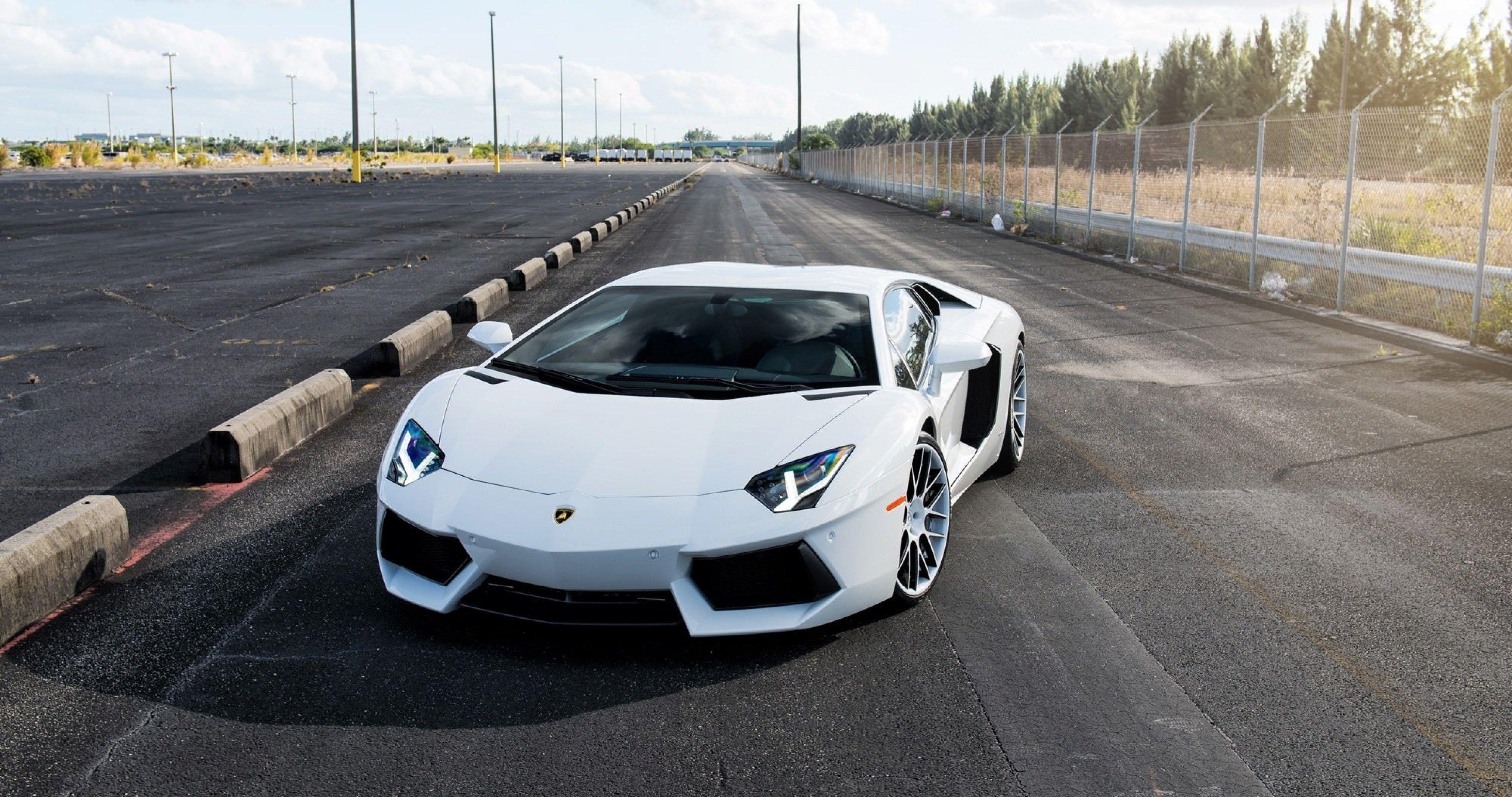 Lamborghini Aventador Lp700 4 4k Ultra Hd Wallpaper