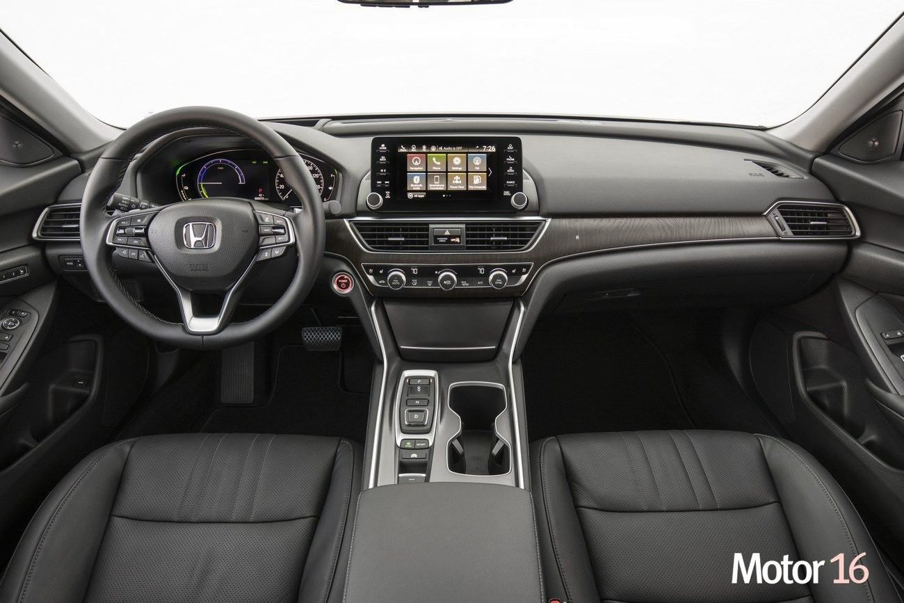 Honda Accord 2018 Interior Honda Accord Honda Accord Sport Accord Sport