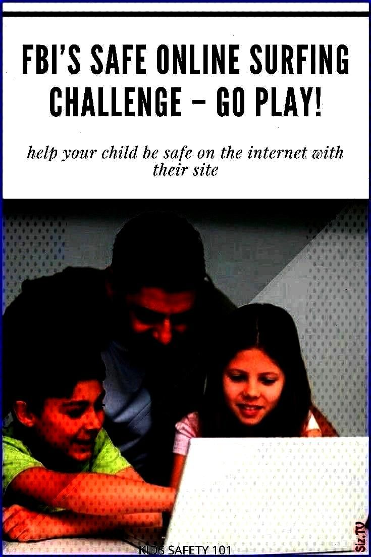 internet safety Internet safety tips for kids The FBI  s Safe Online Surfing SOS Internet Challenge